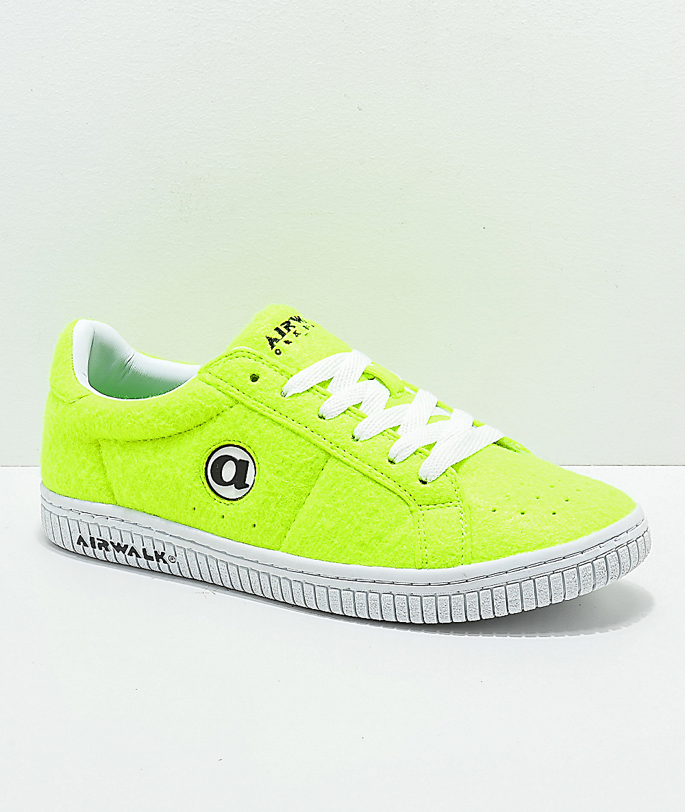 sale retailer 709fb bfc1d Airwalk Jim Lo Tennis Ball Skate Shoes   Zumiez