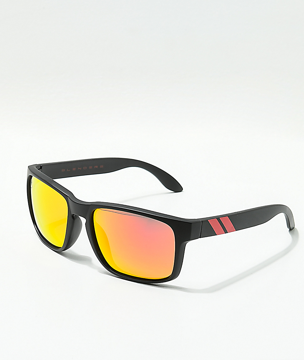 c4dde8c1d Blenders Canyon Red Strike Polarized Sunglasses | Zumiez