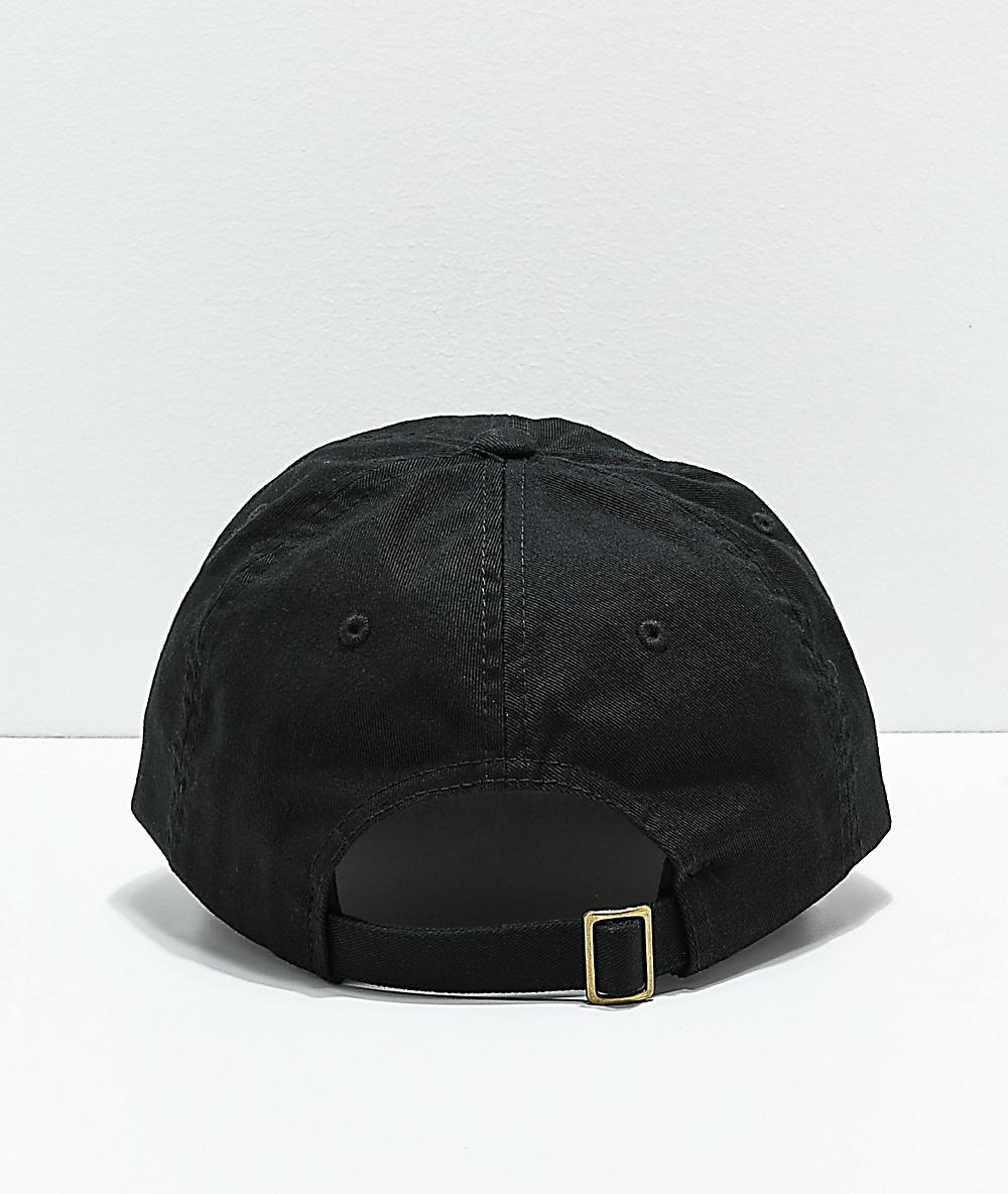 d4052da64ab948 Brixton x Coors Filtered Black Strapback Hat | Zumiez