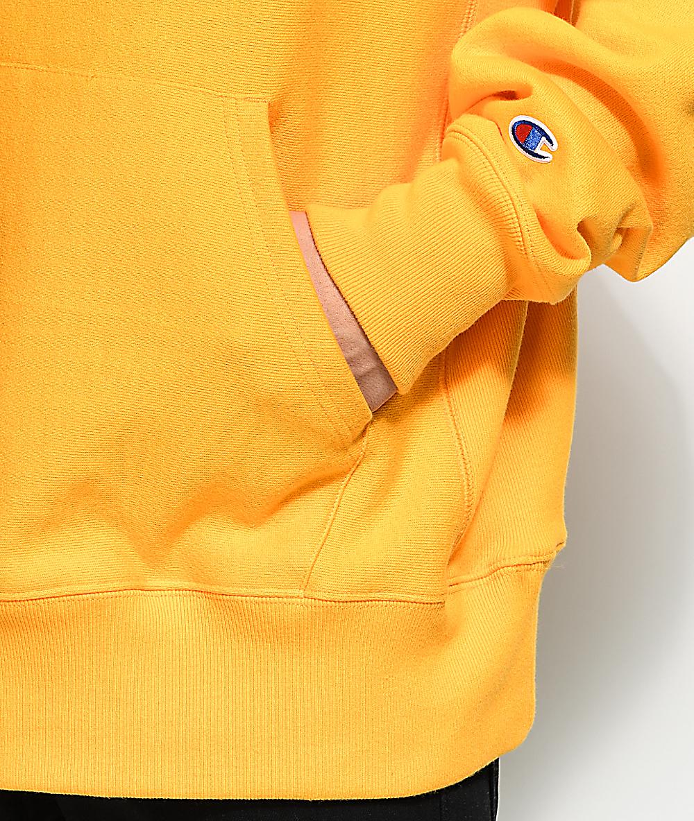 teal champion hoodie