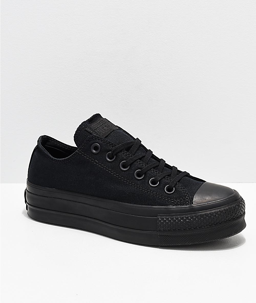 converse sneakers platform