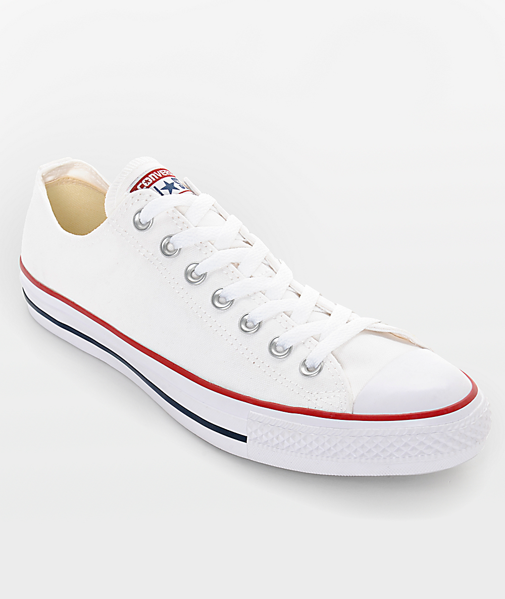 bf4e953dd Converse Chuck Taylor All Star White Shoes