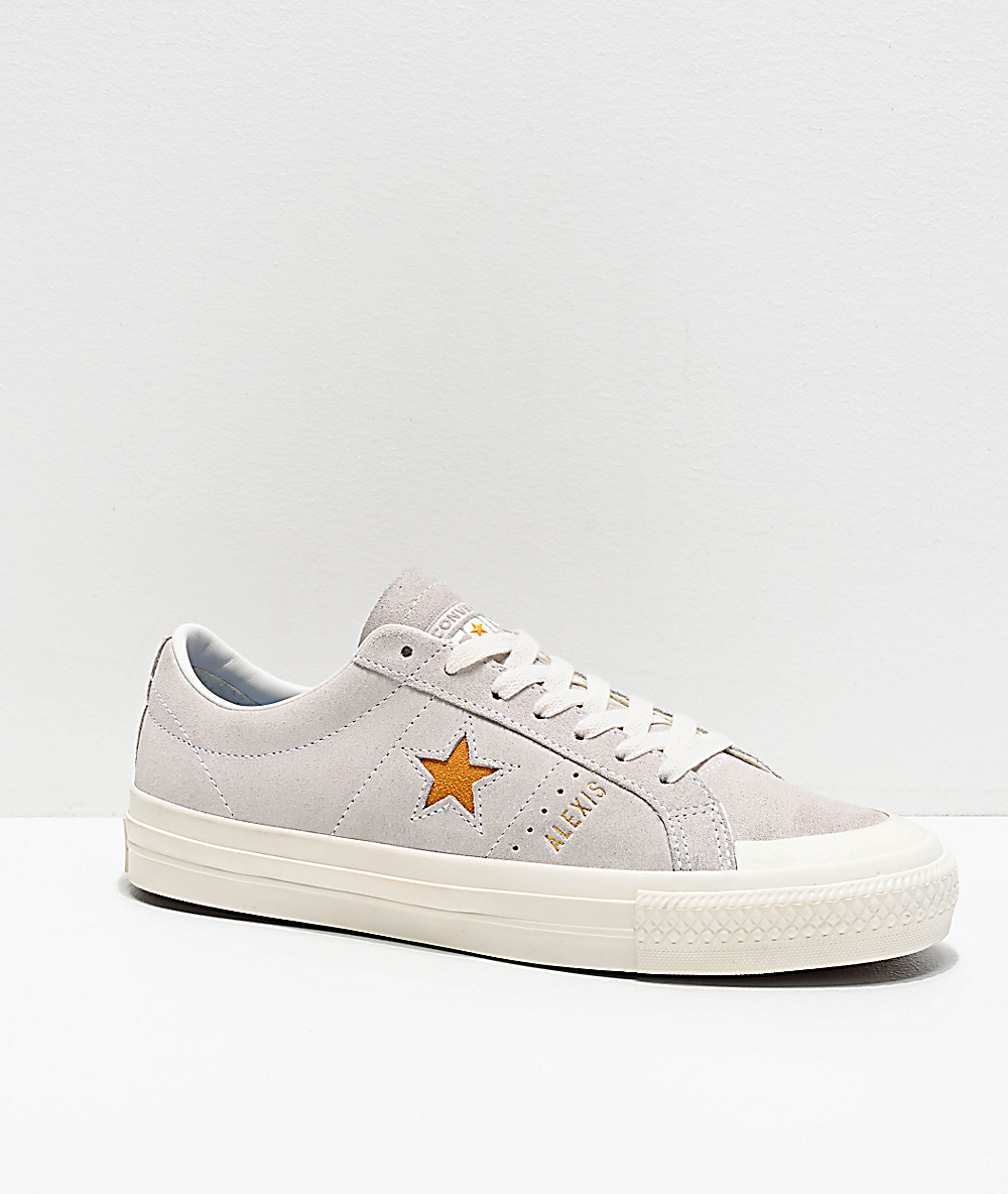 converse femme one star
