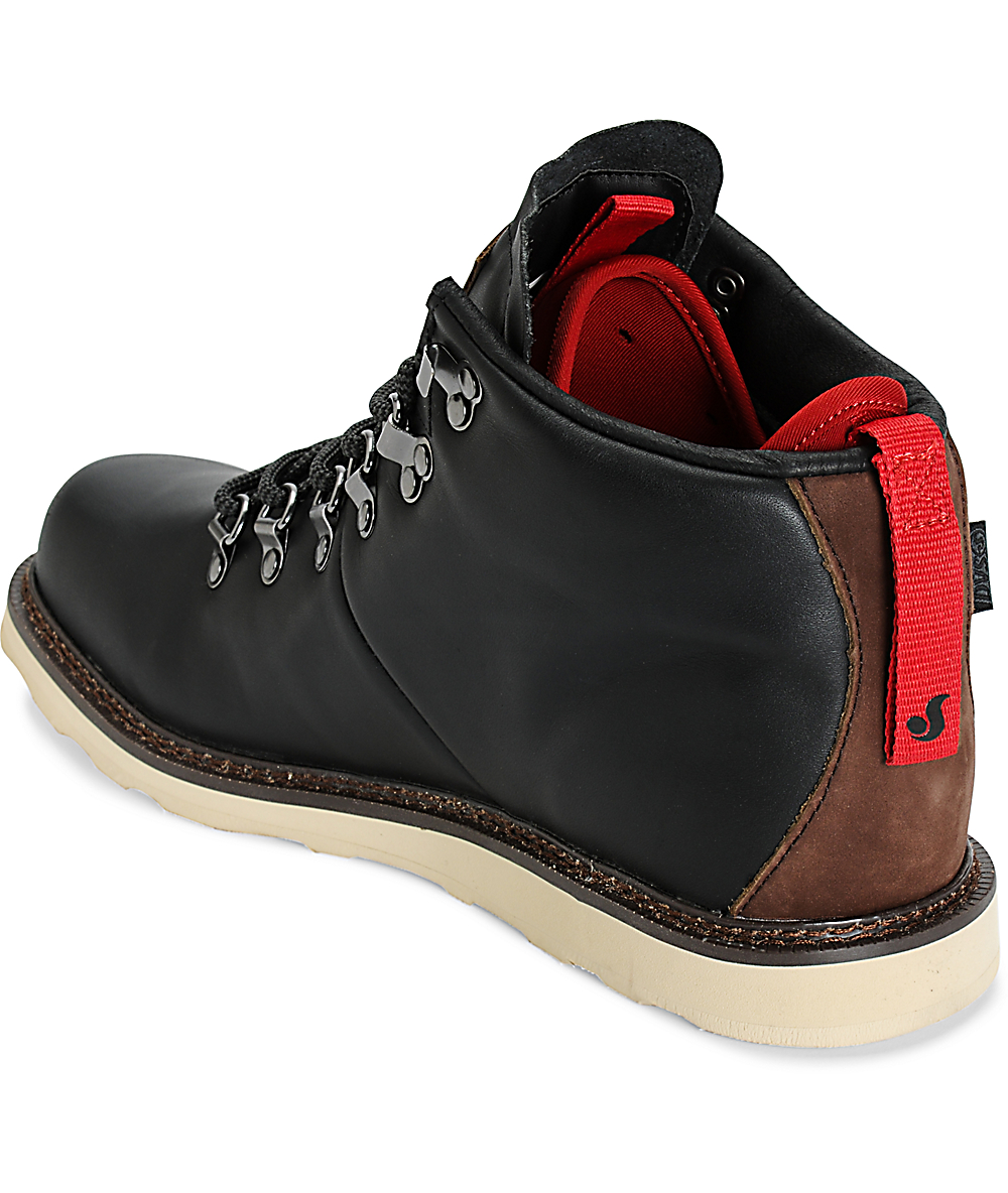 2925deb985e DVS Yodeler Peter Line Leather Boots