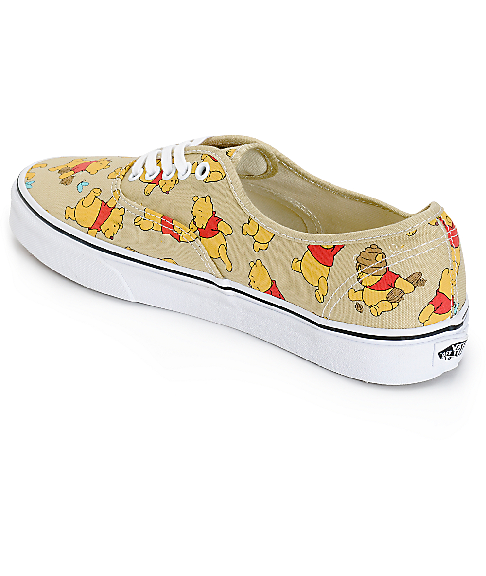 Winnie the Pooh vans | Outfits | Tenis, Zapatos y Ropa