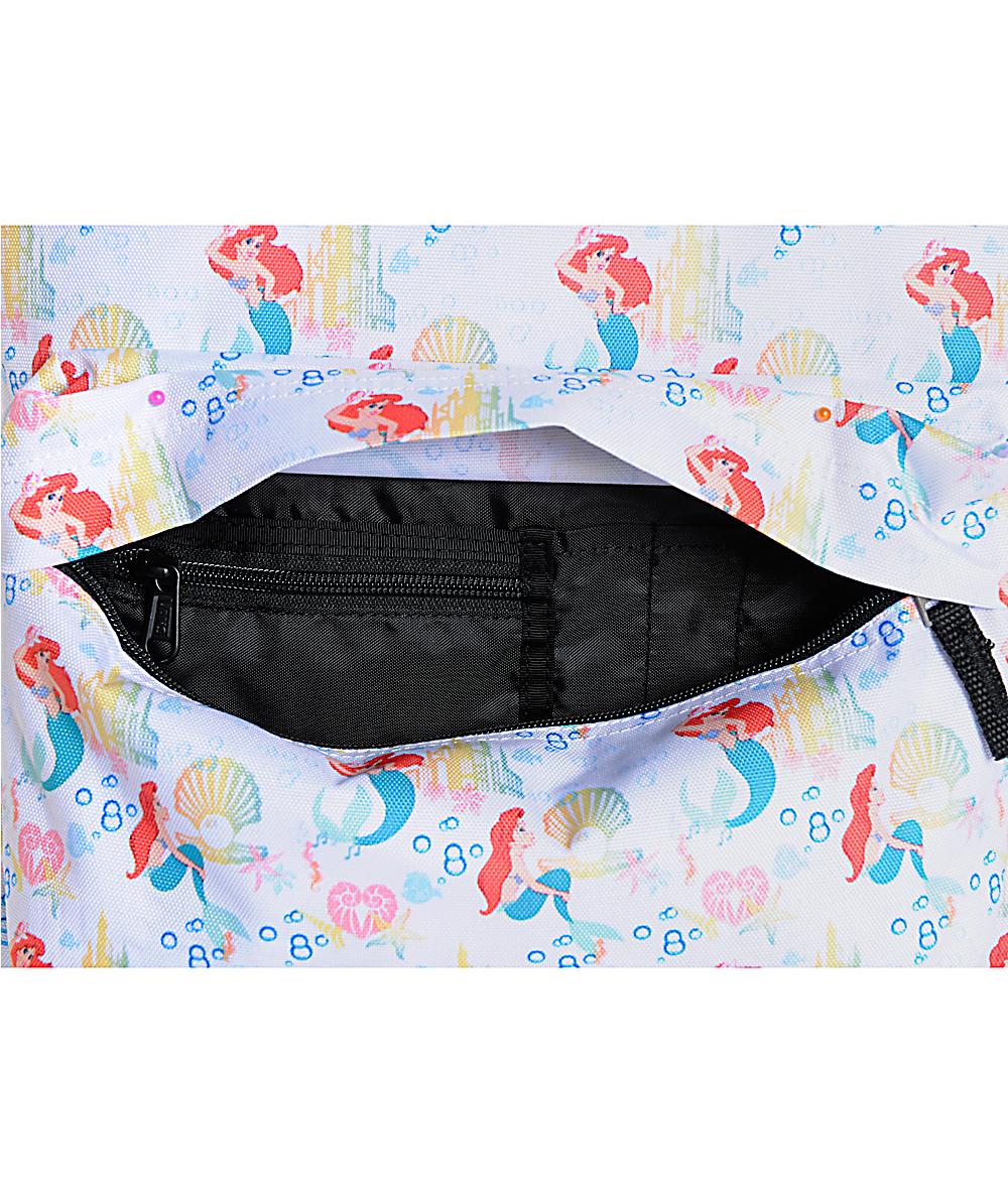c62ba30f126 Disney x Vans The Little Mermaid Backpack | Zumiez