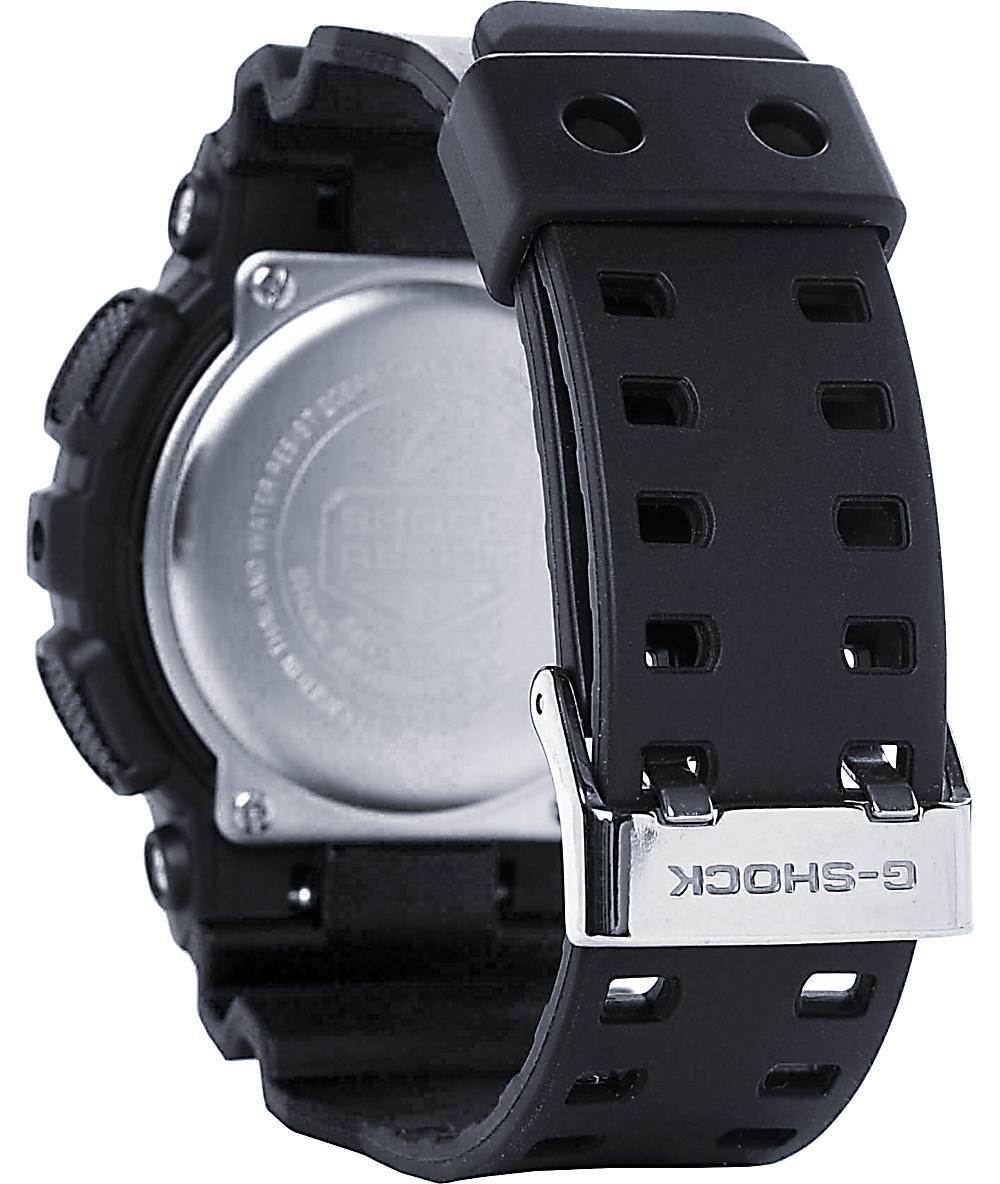 promo code 569d6 48aea G-Shock GA710-1A Garish Matte Black & White Watch