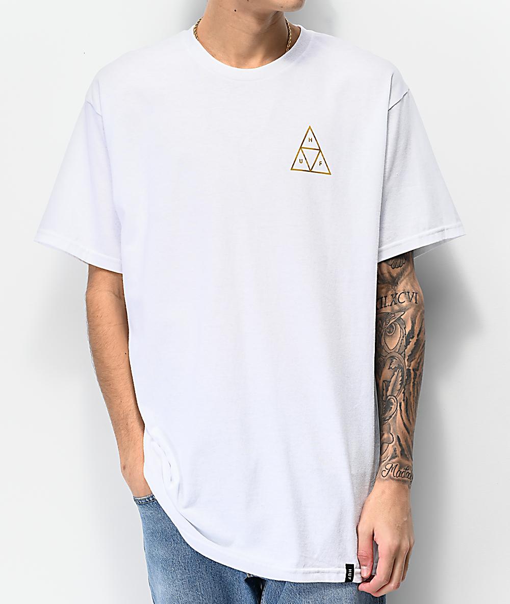 HUF Lantern Festival White T-Shirt