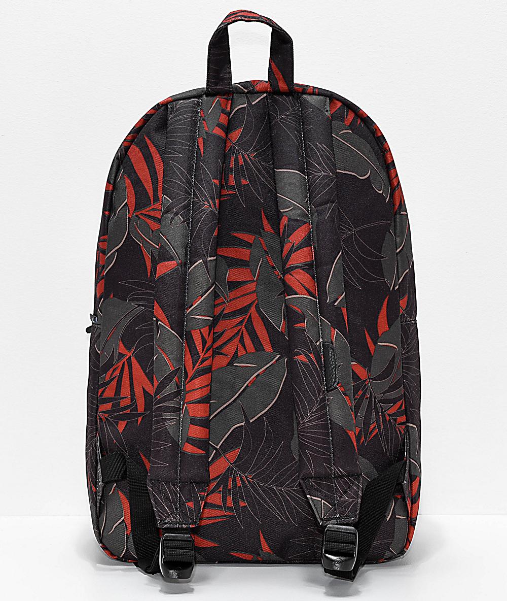 de nieuwste veel stijlen website voor korting Herschel Supply Co. Heritage Dark Olive Palm Backpack