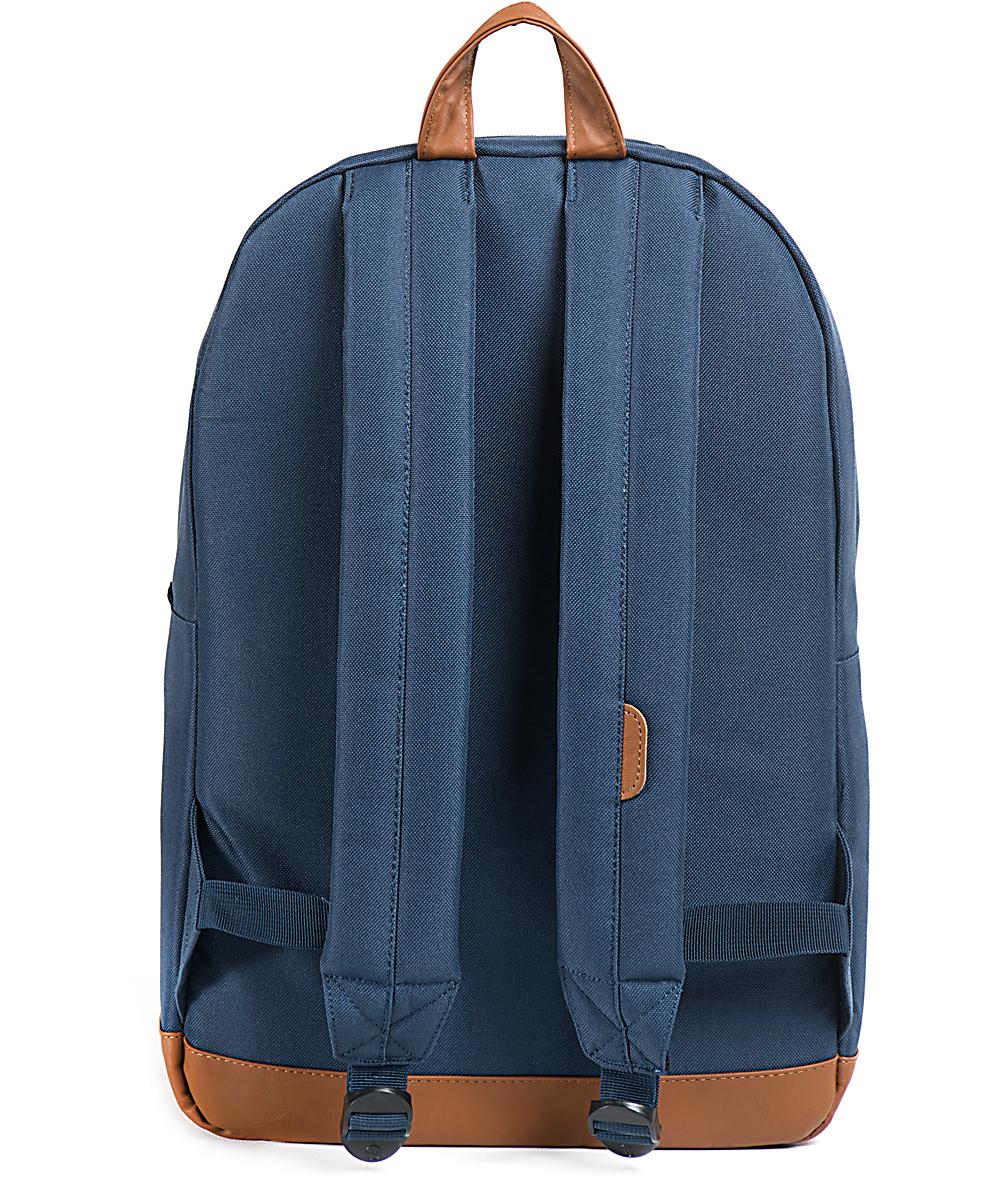 7bfc7400426 Herschel Supply Co. Pop Quiz Navy Blue 20L Laptop Backpack