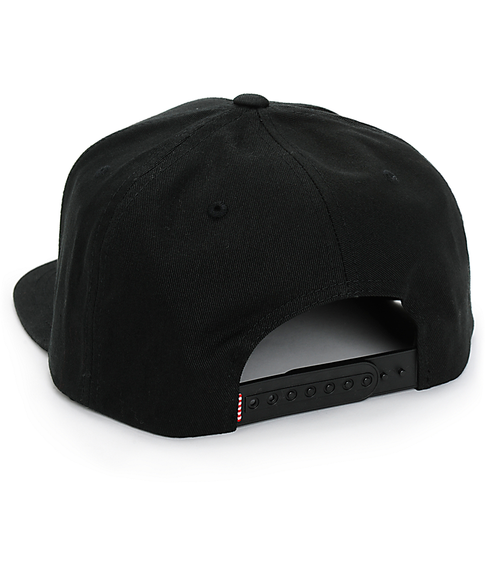 2ae8d8bc4 Herschel Supply Co. Whaler Snapback Hat