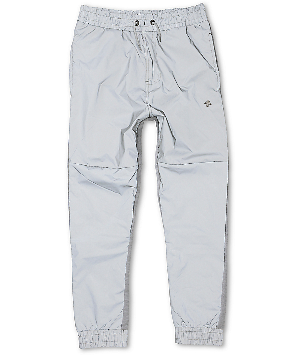 special promotion price superior materials LRG Boys Reflective Jogger Pants