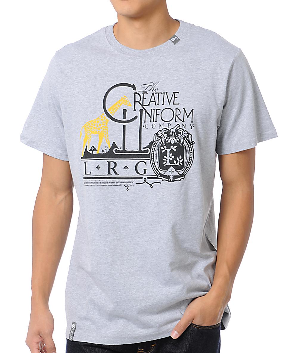 LRG Mens Co T Shirt