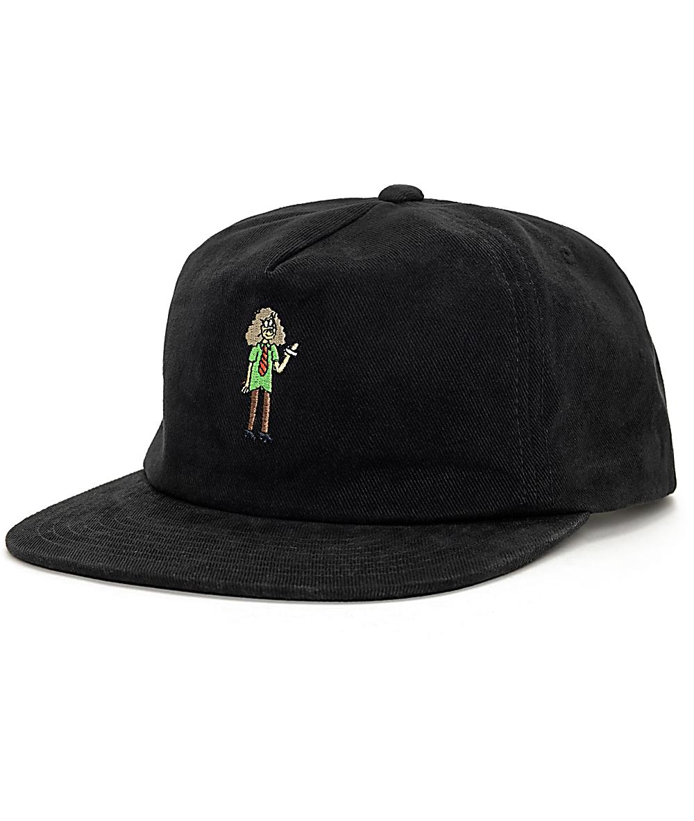 6f69aed2 Lakai X Workaholics Blake Relaxed Snapback Baseball Hat | Zumiez