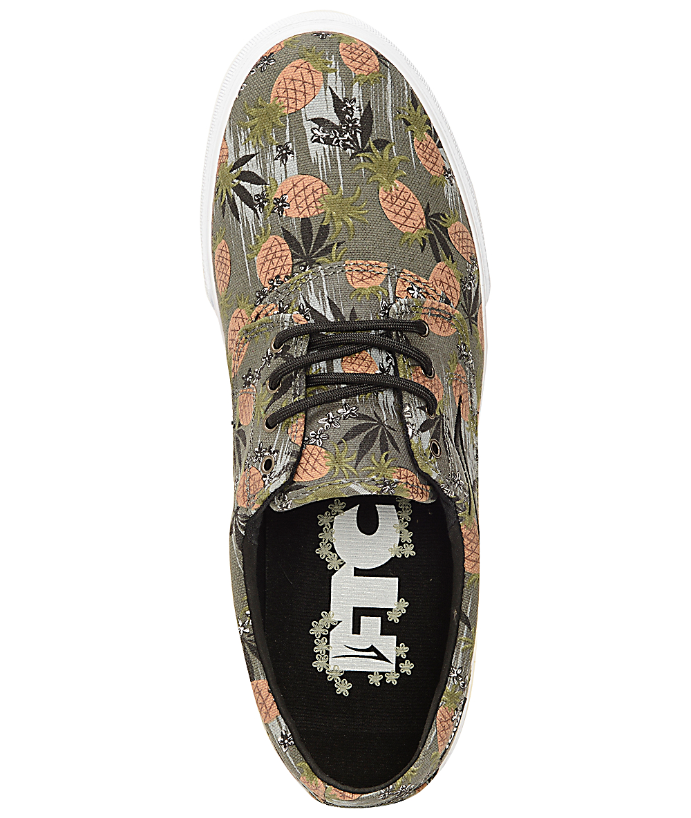 pineapple express vans