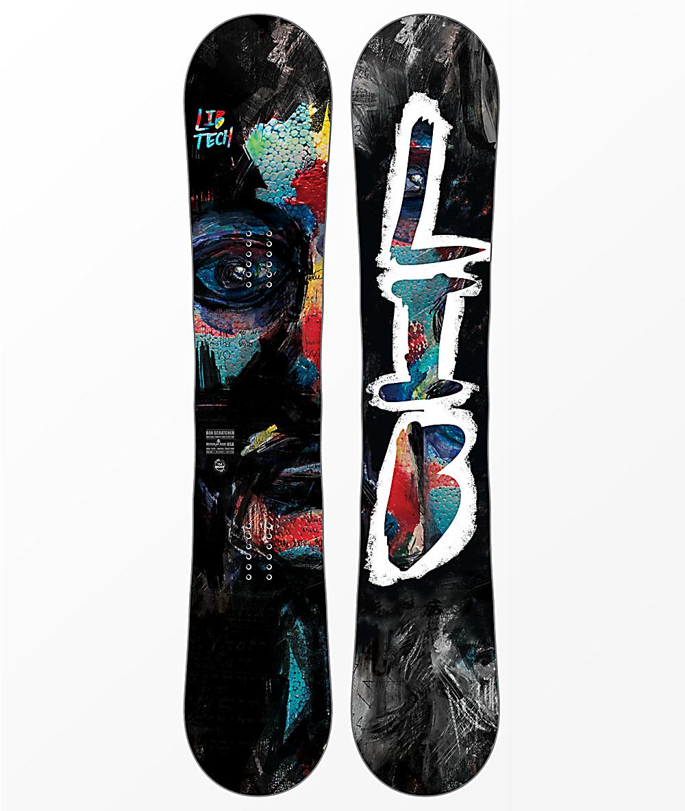 2020 Lib Tech Box Scratcher BTX Mens Snowboard