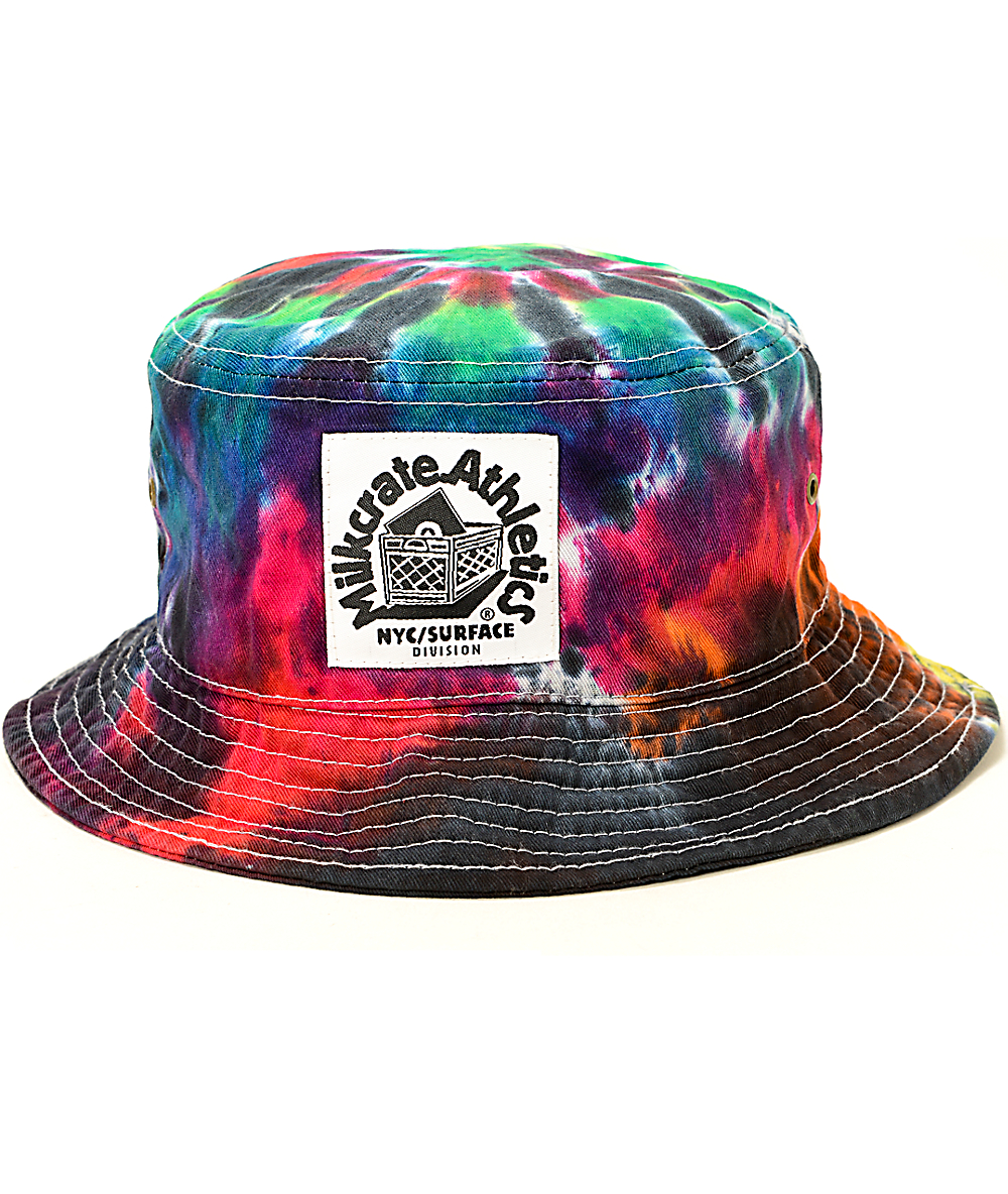 Rainbow Tie Dye Bucket Hat Factory 5bcca 9ba61