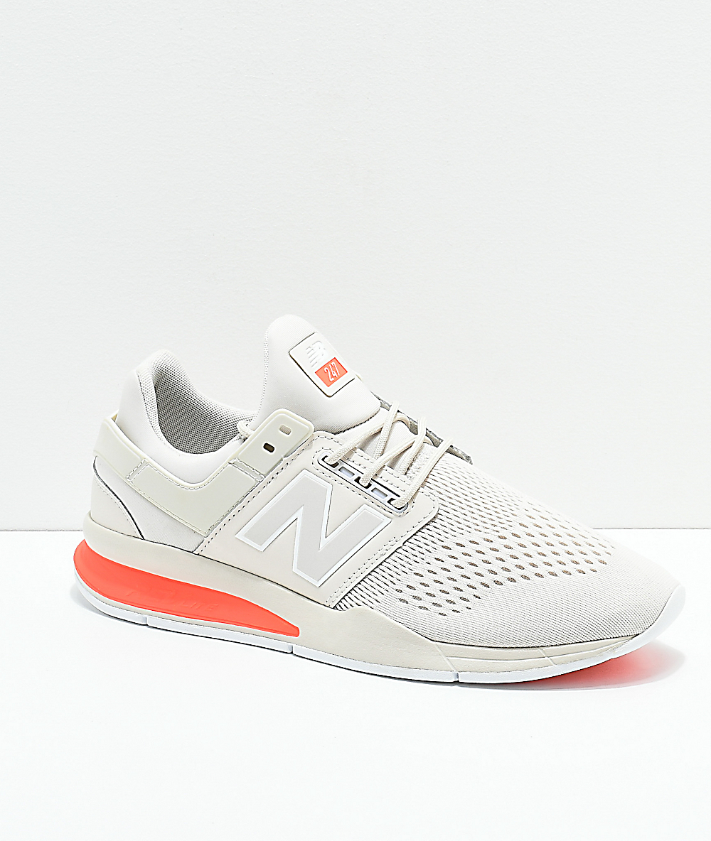9208a770797a3 New Balance Lifestyle 247v2 Tritium Moonbeam & Dragonfly Shoes