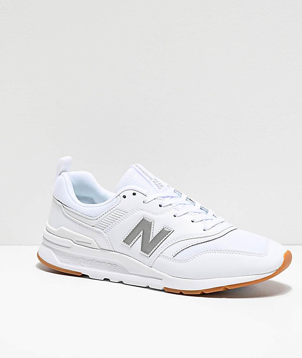 new balance beige shoes