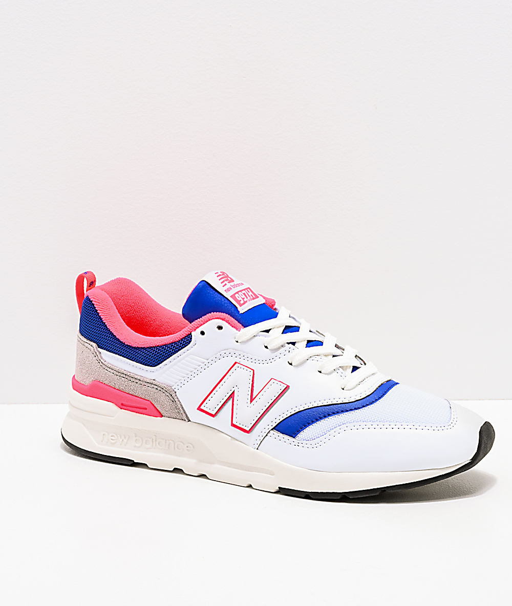 new balance lifestyle trainers for men