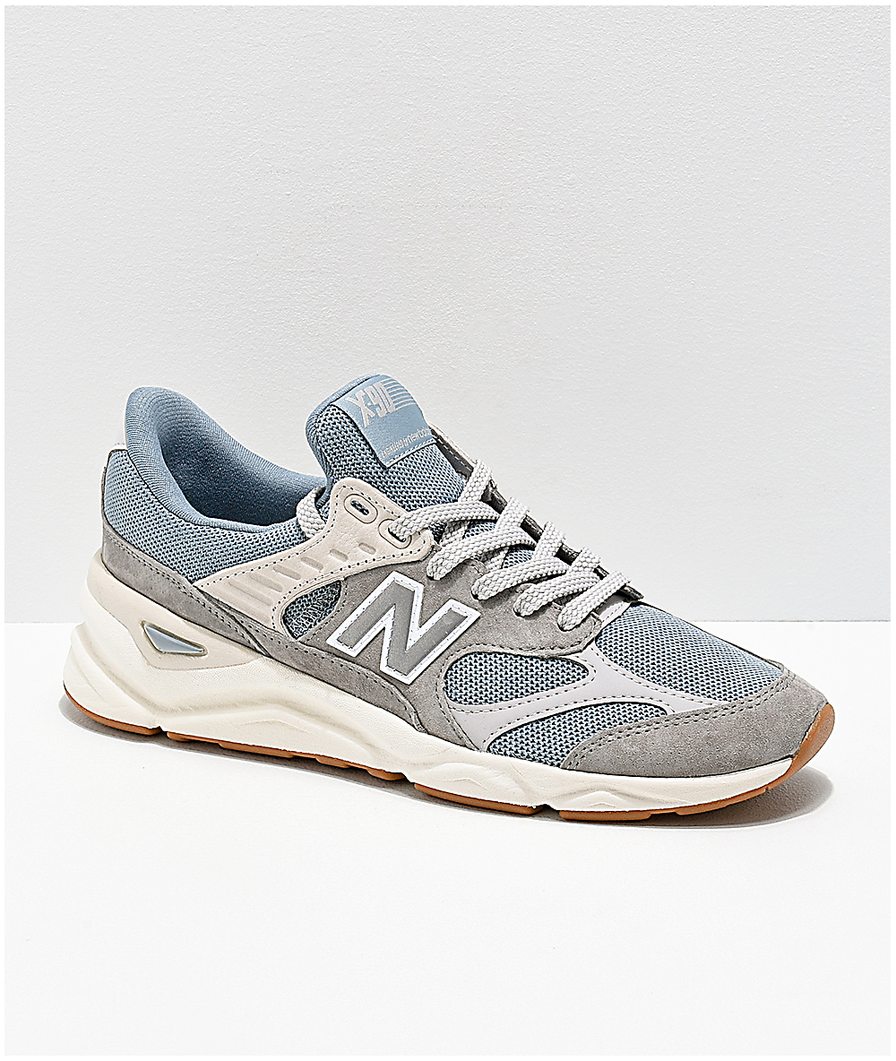 new balance blue grey