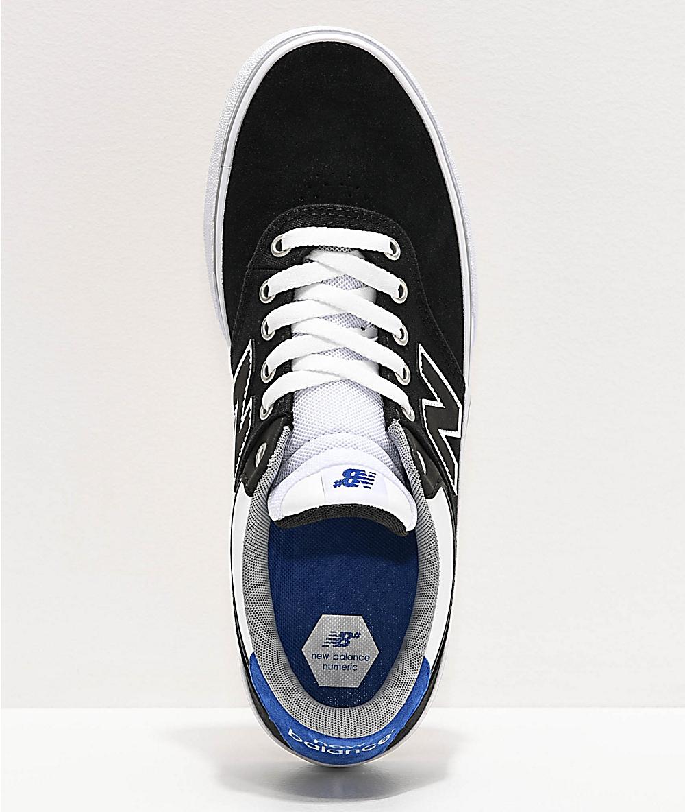 BlackRoyal White Balance Skate Numeric Blueamp; New Shoes 255 ynOmwN0v8P