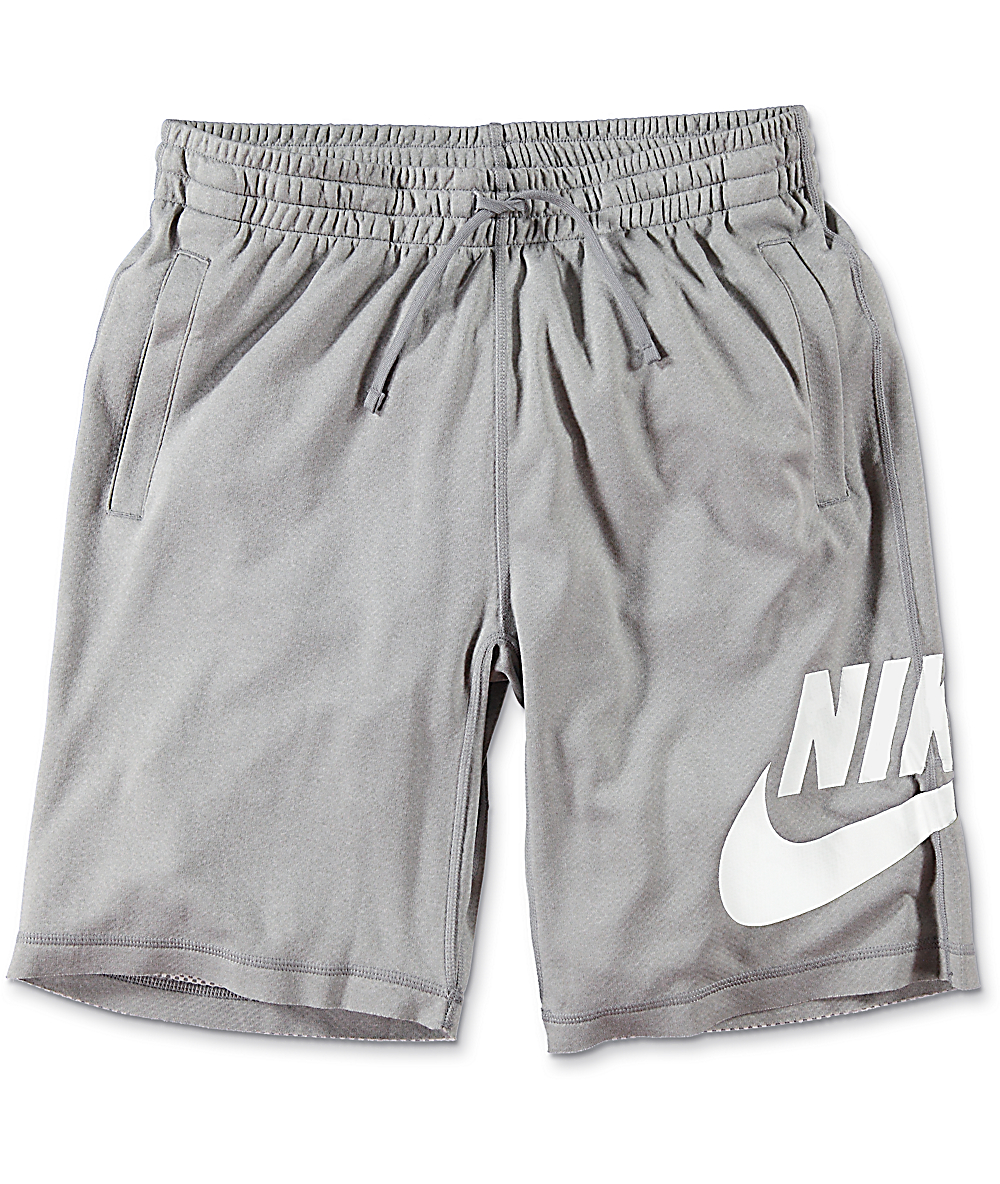 c37f9eb13 Nike SB Dri-Fit Sunday Grey Shorts | Zumiez