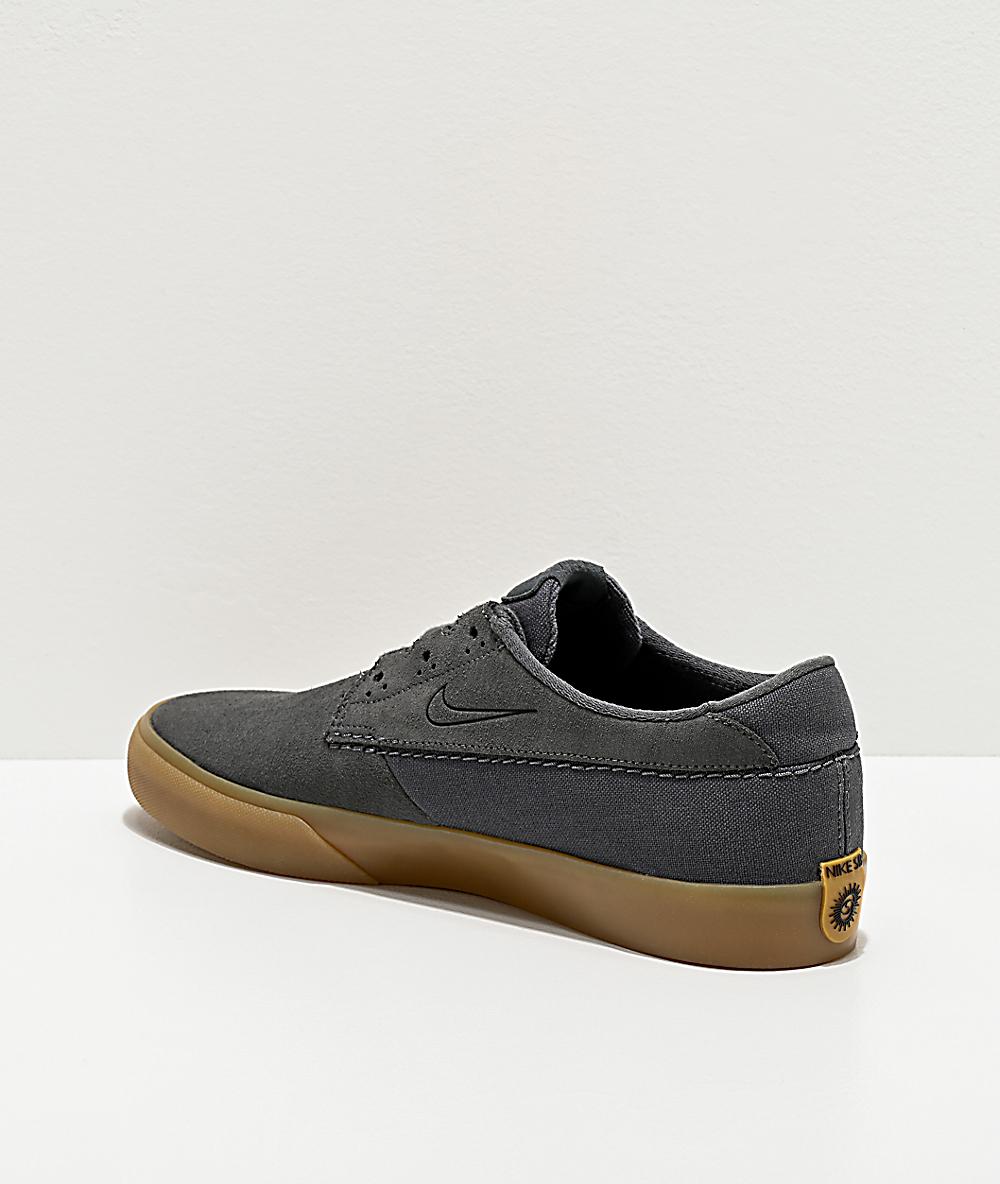 zapatos de goma nike