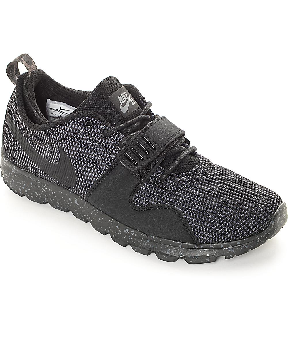 Nike Trainerendor Blackamp; Shoes Grey Se Sb Dark g76byf