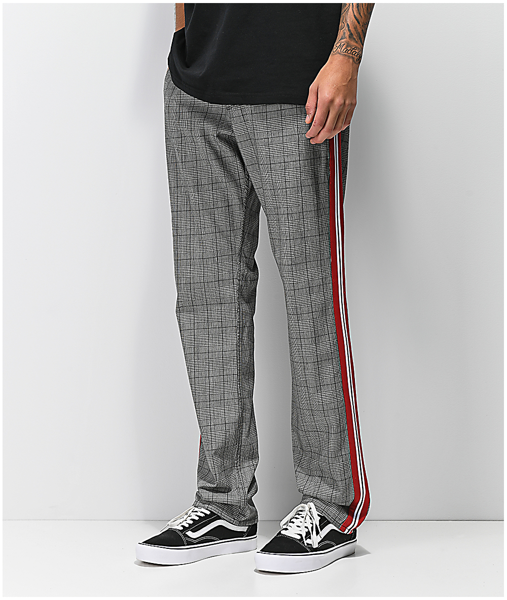 wide selection of colors save up to 60% unparalleled Ninth Hall Highland Grey Plaid Chino Pants