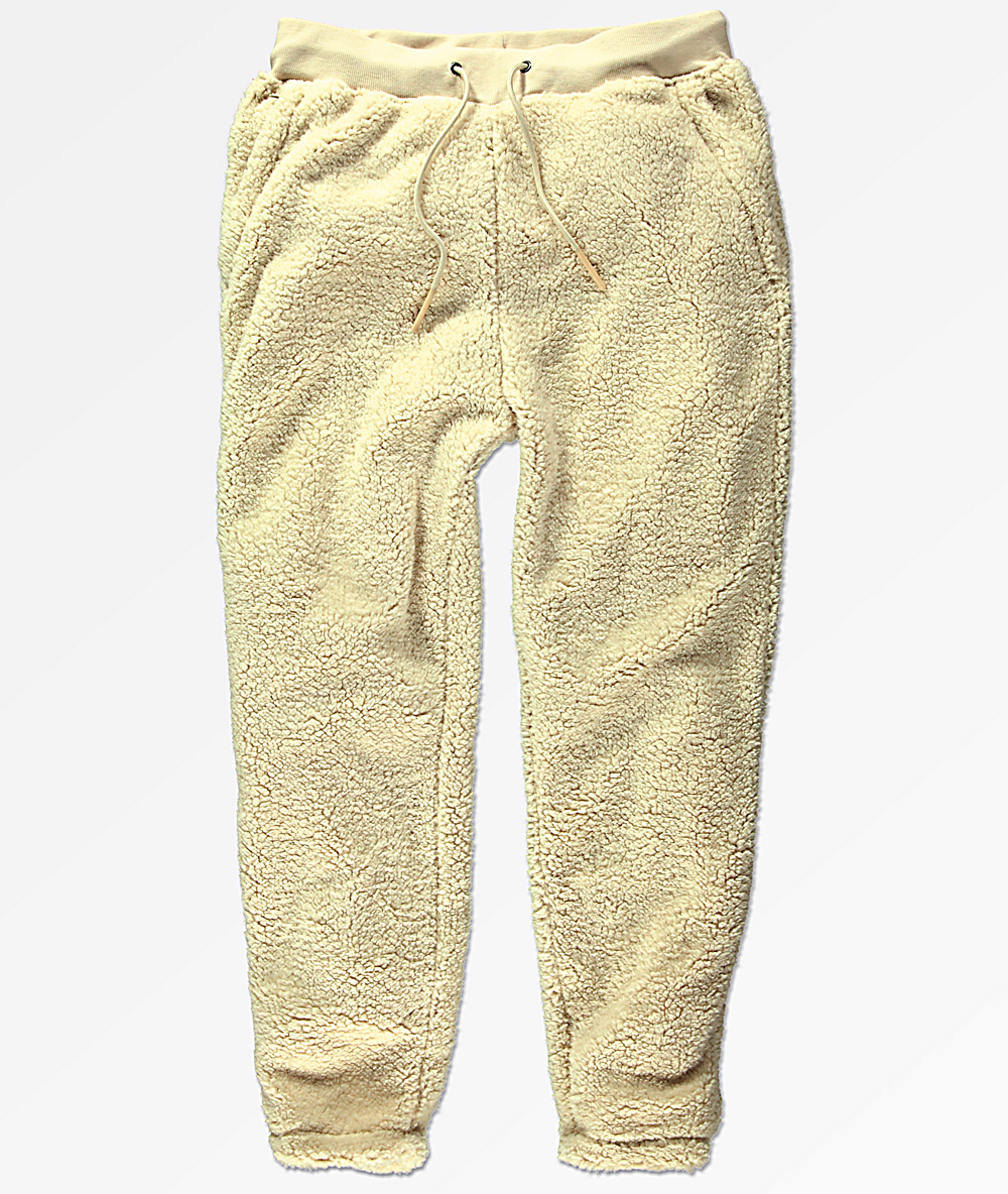 2018 sneakers how to choose the sale of shoes Ninth Hall Salute Off White Sherpa Jogger Sweatpants