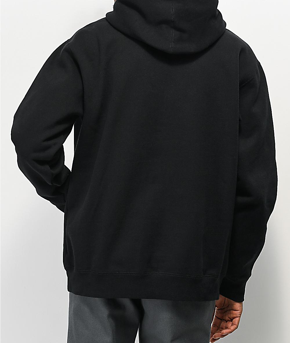 Obey University Black Hoodie