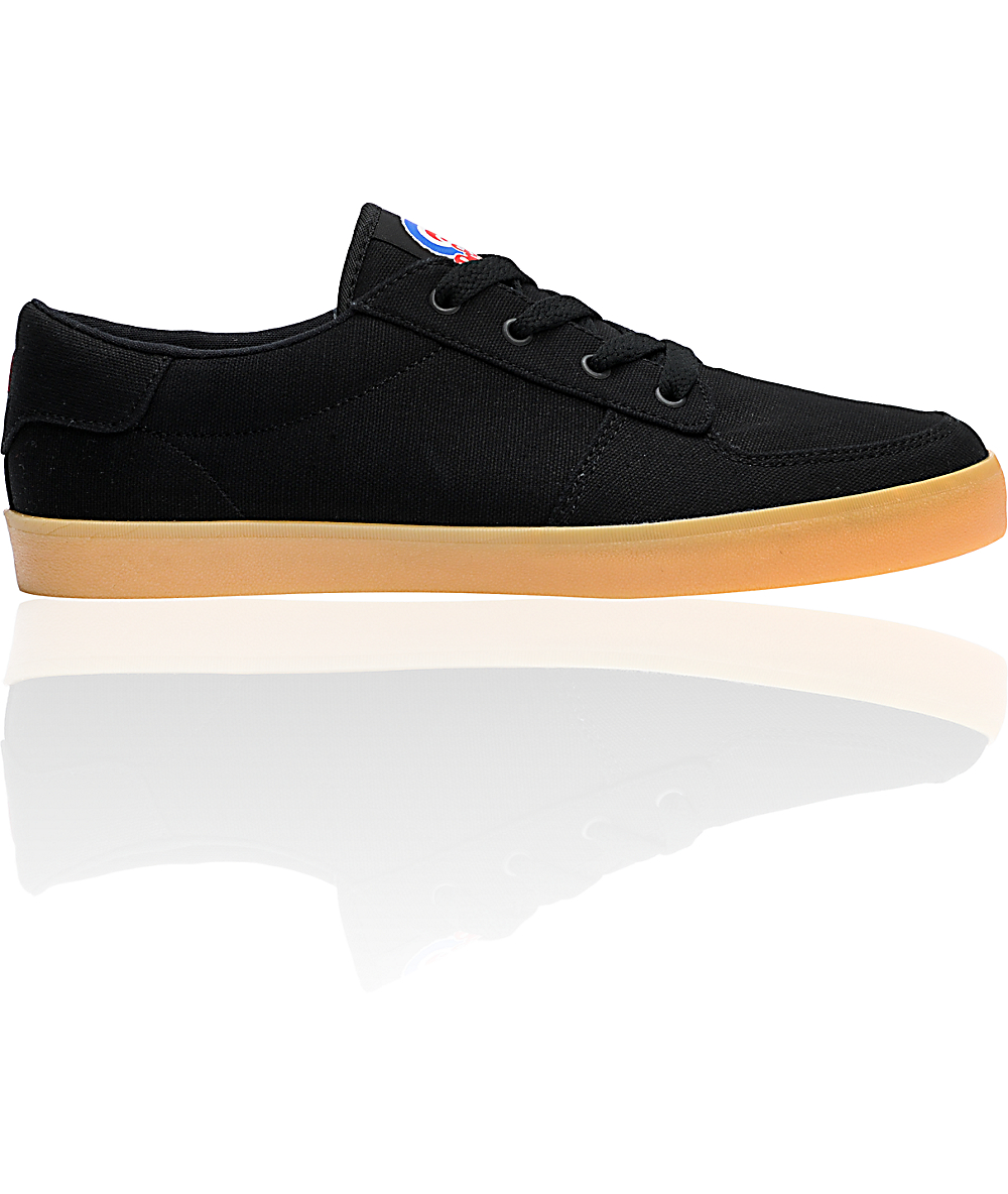 24b557d65ace2 Osiris Duffel VLC Black & Gum Shoes   Zumiez