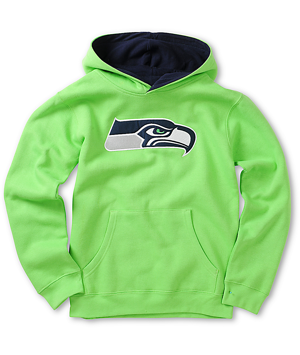 new styles 9ceff 4def9 Outerstuff Boys Primary Seahawks Hoodie