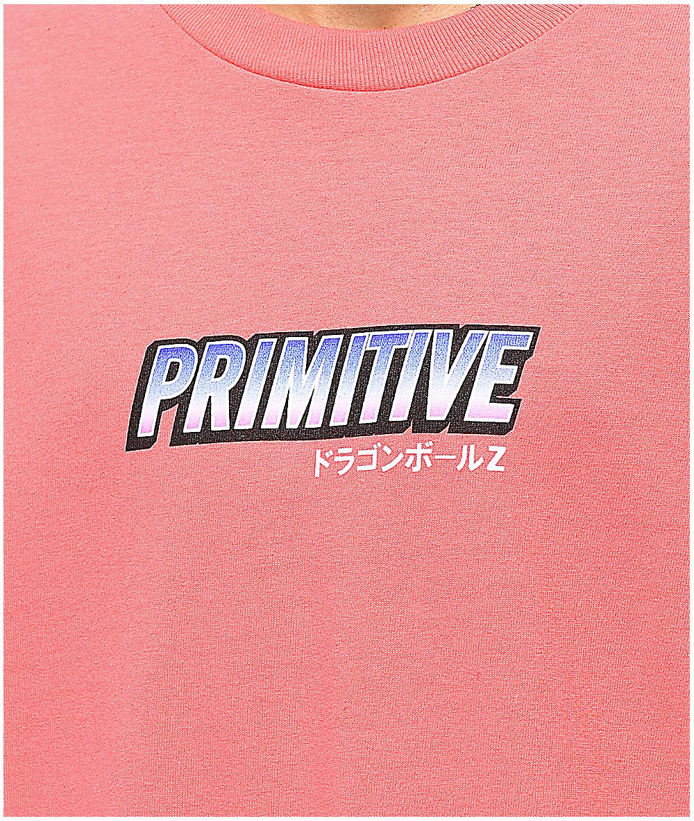 Primitive Frieza Mecha Tee Slate