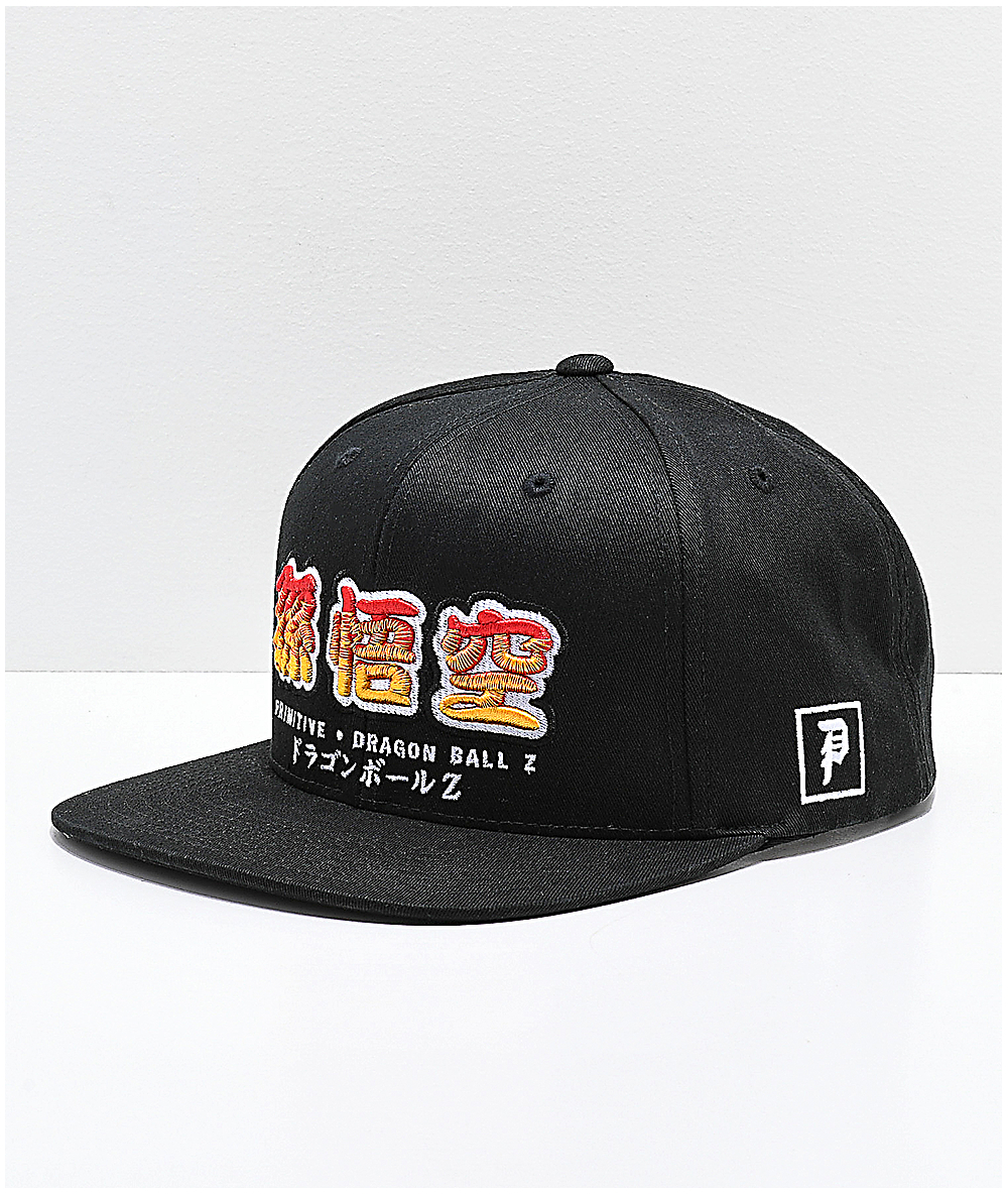 Dragon Ball Z Majin Buu Snapback Hat