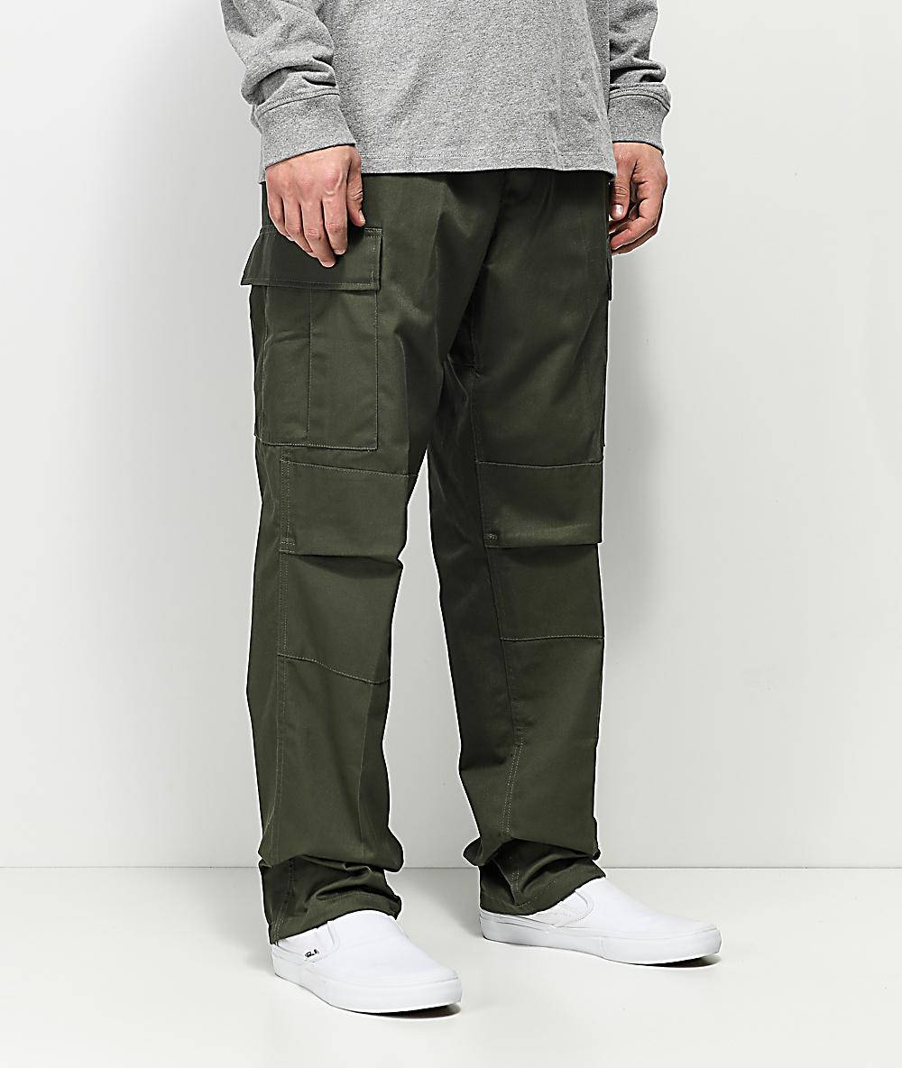 Battle Dress Uniform Rothco Camo Tactical BDU Military Cargo Pants