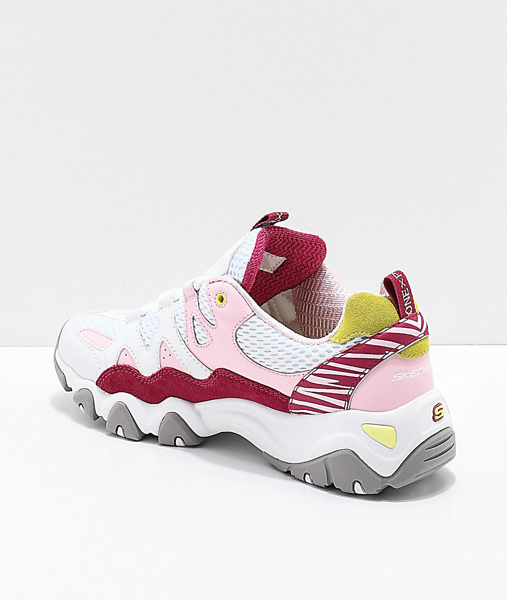zapatos skechers blancos mexico uruguay