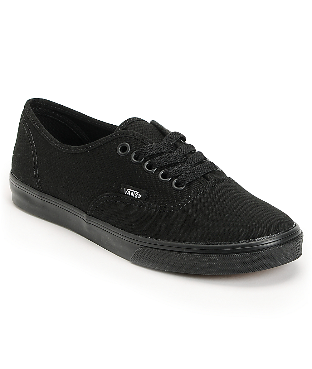 vans authentic lo pro classic canvas