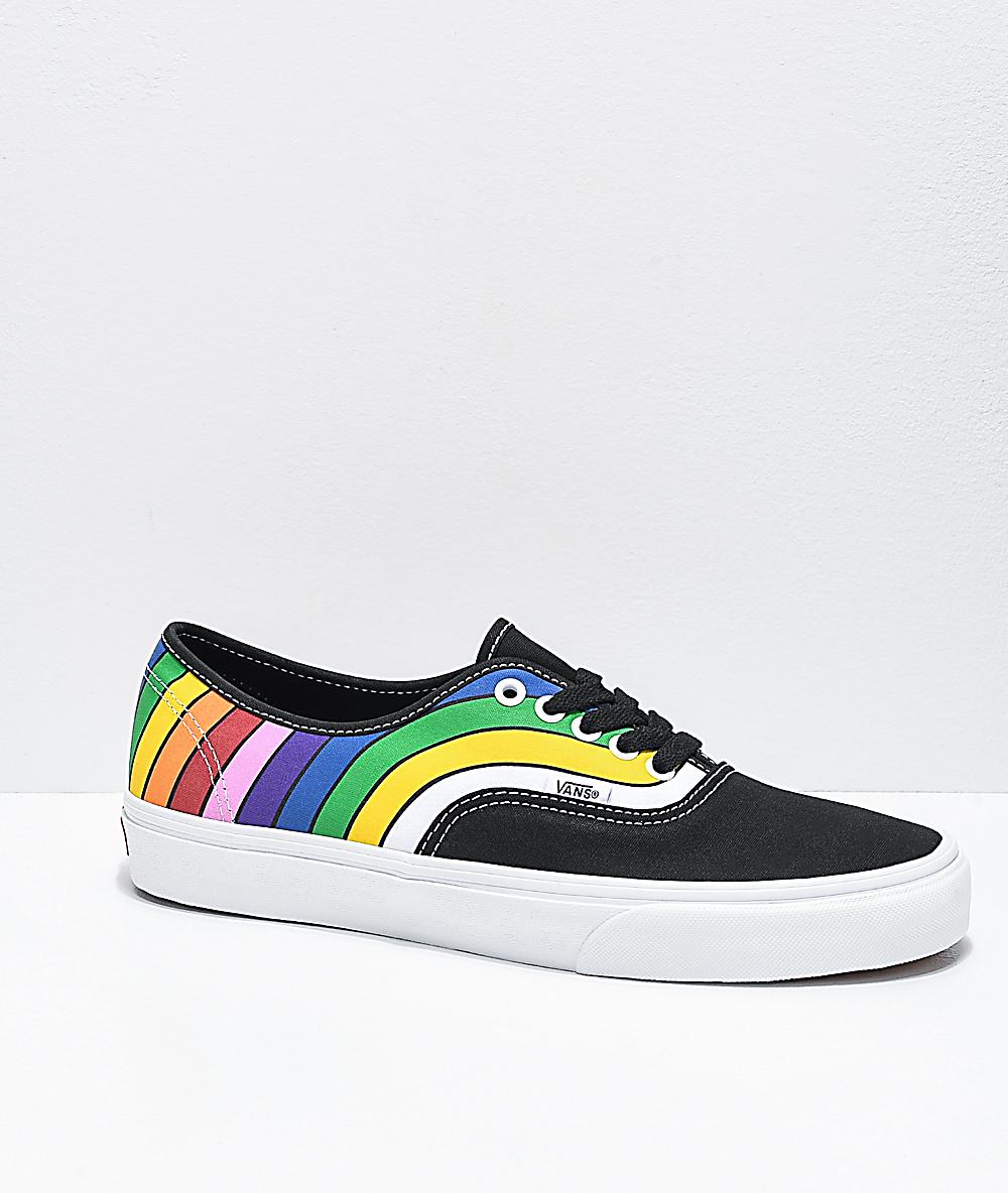 classic rainbow vans \u003e Clearance shop