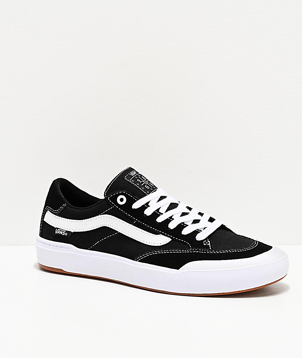 Berle Pro Shoes | White | Vans