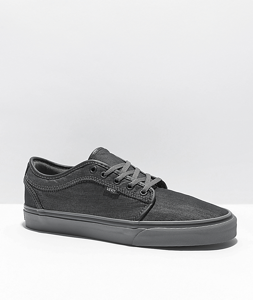 vans long shoes