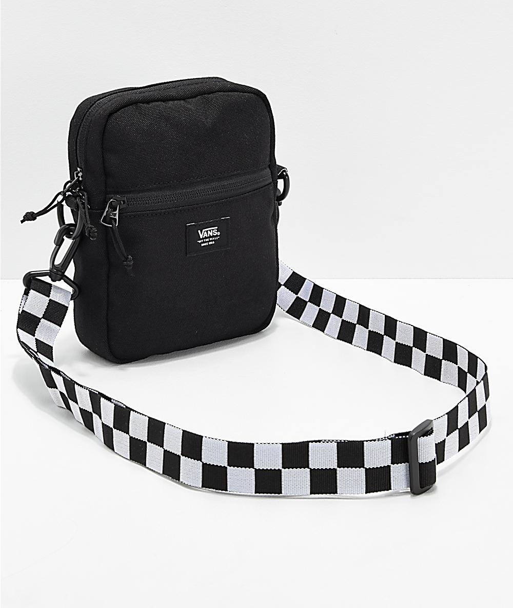 64dab112b01e Vans Crossbody Black Shoulder Bag