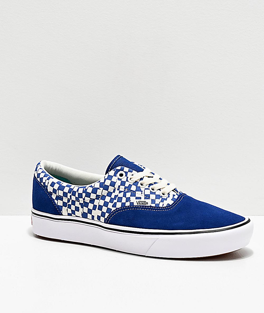 vans new era blu