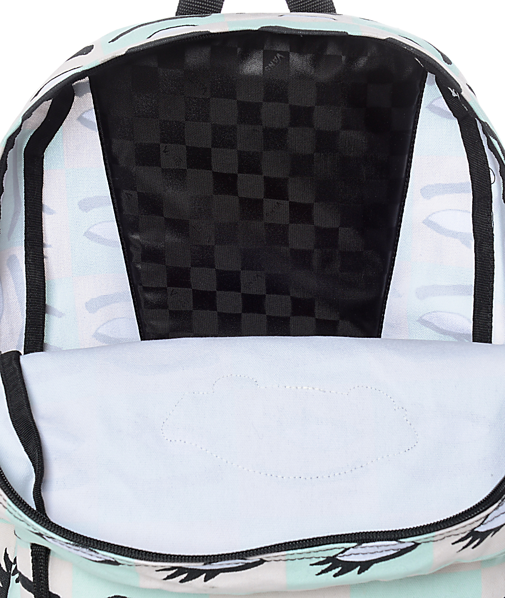 Vans Kendra Realm Eye Backpack