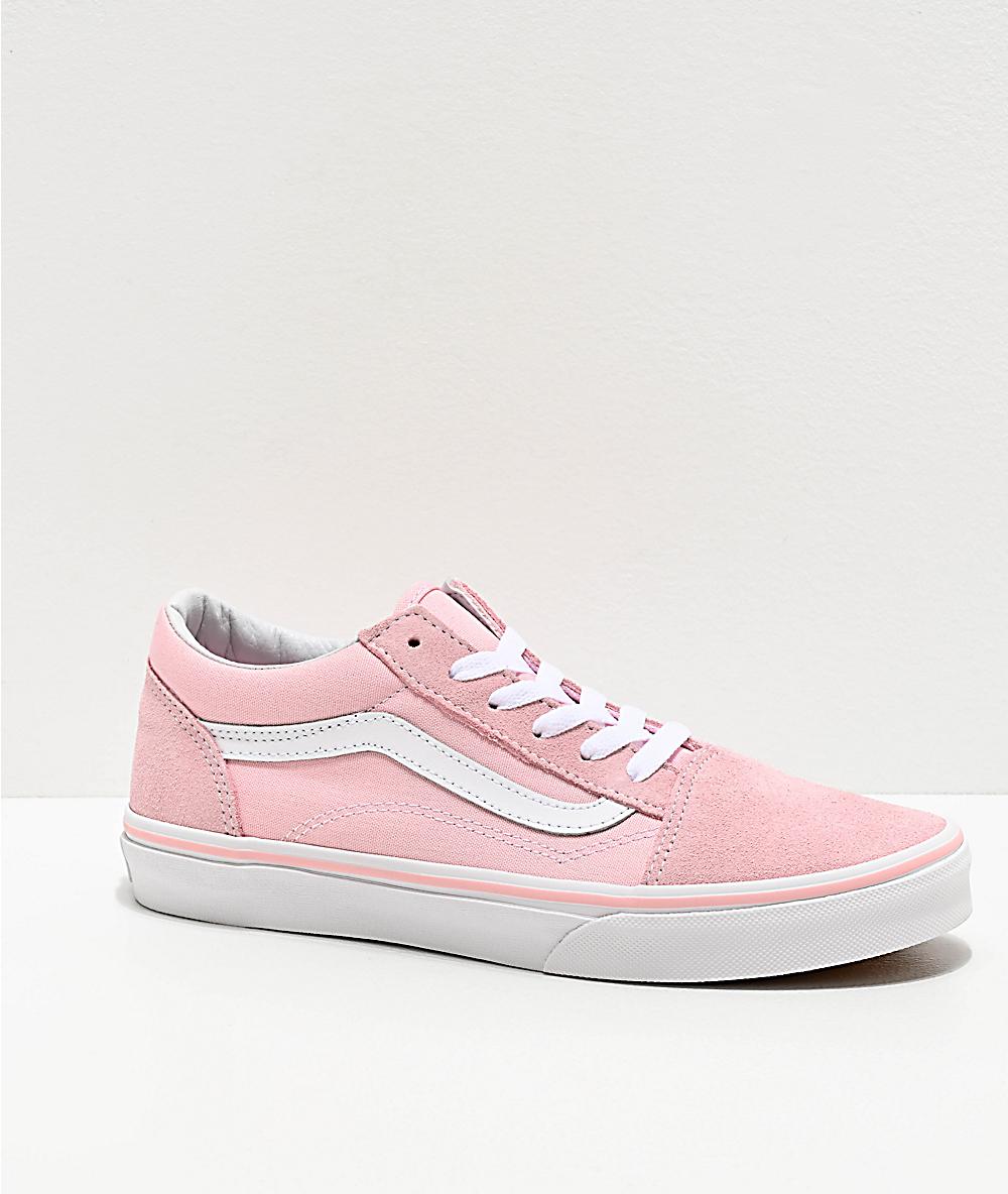 vans rosadas