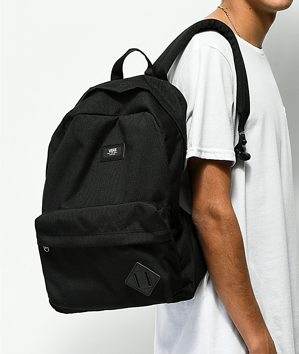 meet online retailer best Vans Old Skool II Black Backpack