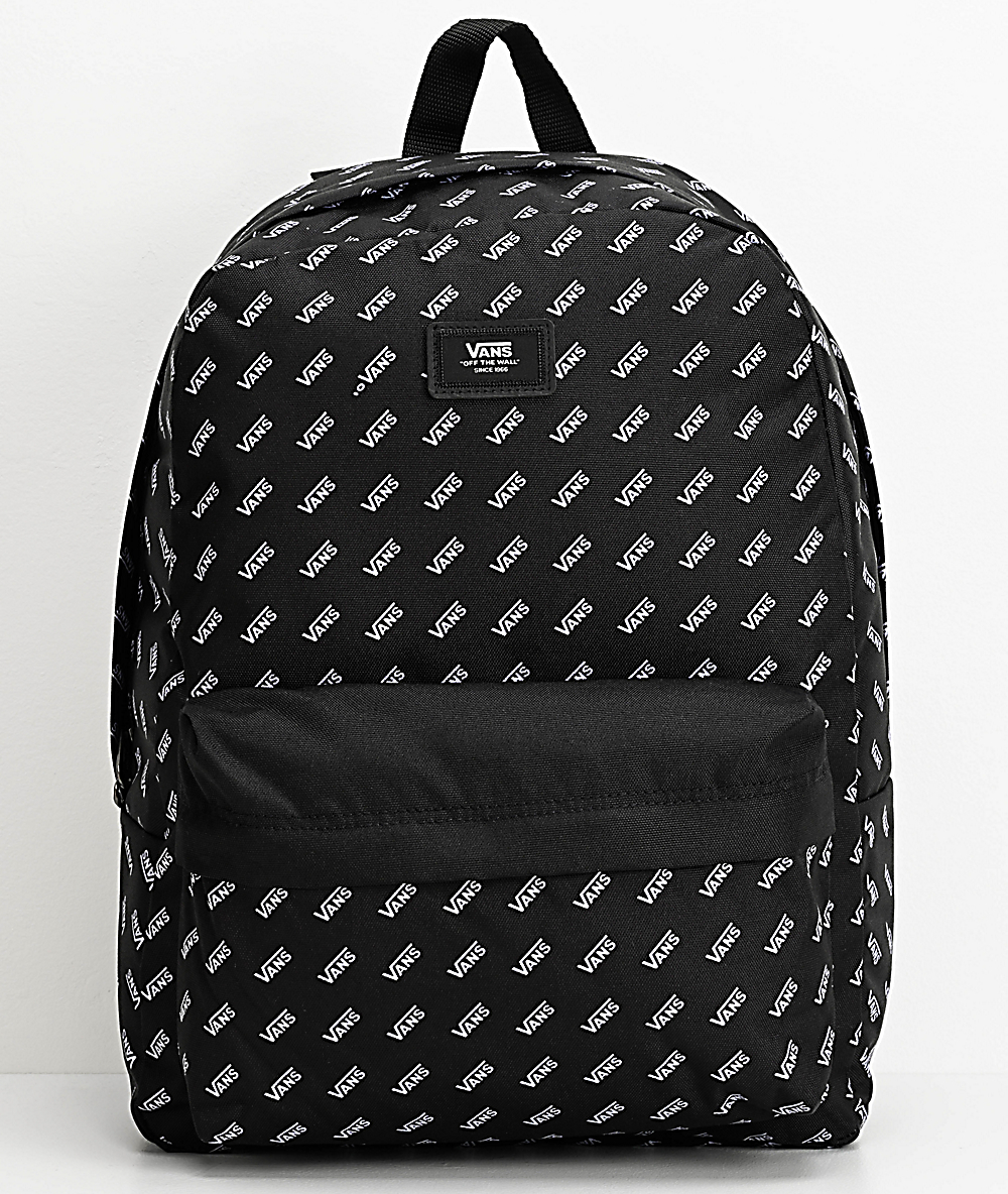 Vans Old Skool III Retro Black Backpack