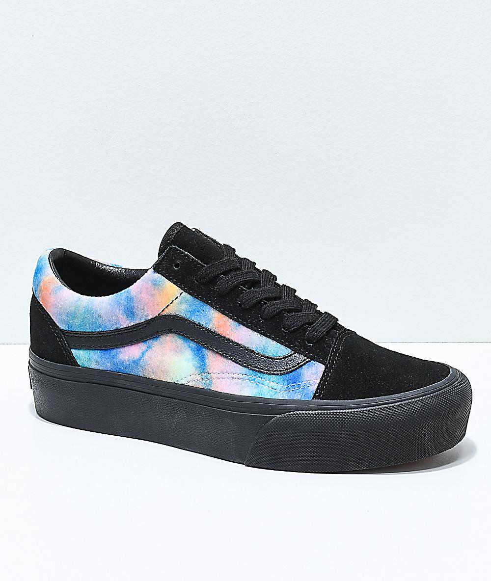 tie dye shoes pastel vans pastel tie dye pastel sneakers