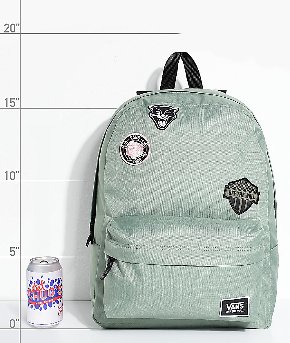 mochilas vans 27 litros